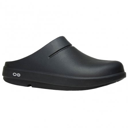 OOFOS OOcloog Clog (Adults) - Matte Black