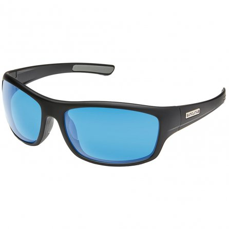 Suncloud Cover Sunglasses - Matte Black