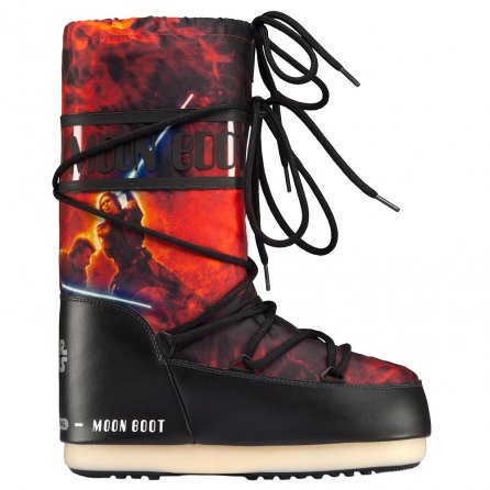 Moon Boot by Tecnica Star Wars Fire Junior Snow Boot (Kids') - Black/Red