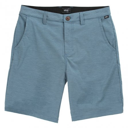 Vans Microplush Decksider Short (Men's) - Copen Blue