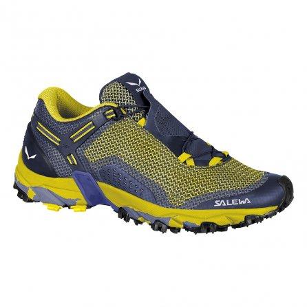Salewa Ultra Train 2 Trail Running Shoe (Men's) - Night Black/Kamille