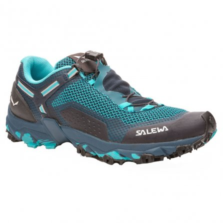 Salewa Ultra Train 2 Trail Running Shoe (Women's) - Capri/Poseidon