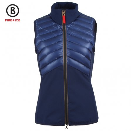 Bogner Fire + Ice Bree-D Vest (Women's) - Ink Blue