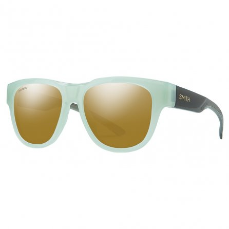 Smith Rounder Sunglasses - Ice Smoke