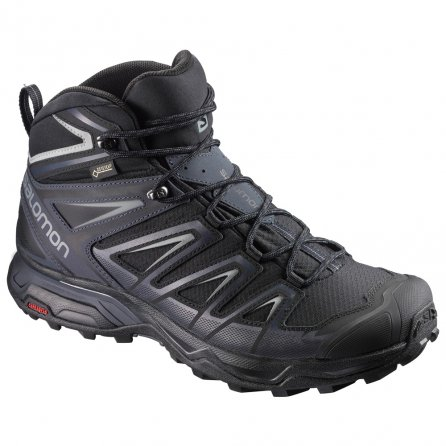 Salomon X Ultra Mid GORE-TEX Hiking Boot (Men's) - Black