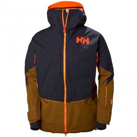 Helly Hansen Elevation Shell Ski Jacket (Men's) - Graphite Blue