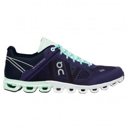 ON Cloudflow Running Shoe (Women's) - Dawn/Jade