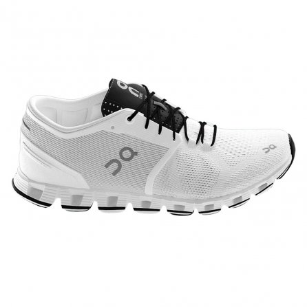 On Cloud X Running Shoe (Men's) - White/Black