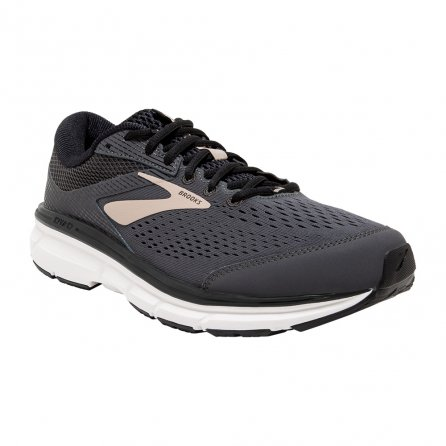Brooks Dyad 10 Running Shoe (Men's) - Grey/Balck/Tan