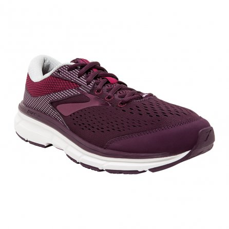 Brooks Dyad 10 Running Shoe (Women's) - Purple/Pink/Grey