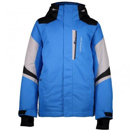 Obermeyer Fleet Insulated Ski Jacket (Boys') - Stellar Blue