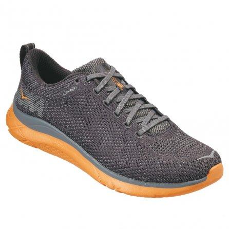 Hoka One One Hupana Running Shoes (Men's) - Blackened Pearl/Kumquat