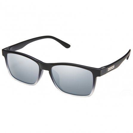 Suncloud Dexter Sunglasses - Black Crystal Fade