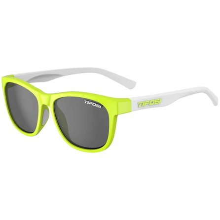 Tifosi Swank Sunglasses - Neon/Frost Smoke