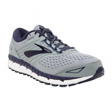 Brooks Beast Running Shoe (Men's) - Grey/Navy