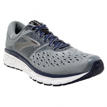Brooks Glycerin 16 Running Shoe (Men's) - Grey/Navy