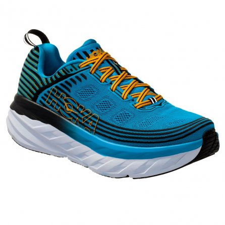 Hoka One One Bondi 6 Running Shoe (Men's) - Dresden Blue/Black