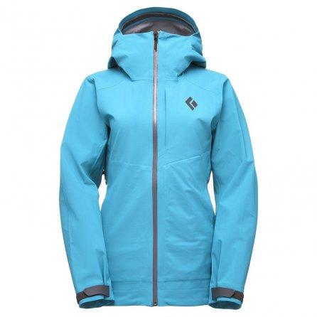 Black Diamond Recon Stretch Ski Shell Jacket (Women's) - Ocean
