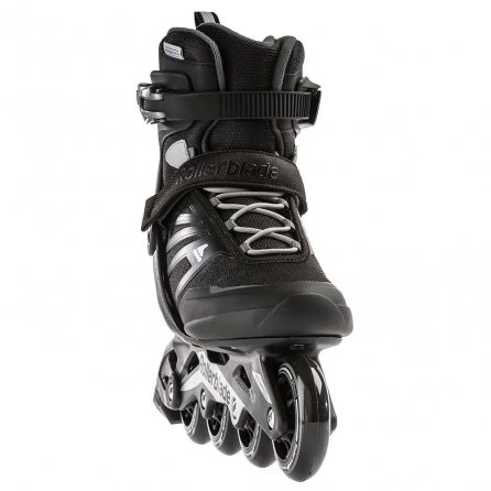 Rollerblade Zetrablade Inline Skates (Men's) - Black/Silver
