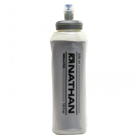 Nathan 18oz Insulated Soft Flask with Bite Top -