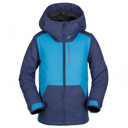 Volcom Vernon Insulated Ski Jacket (Boys') - Blue
