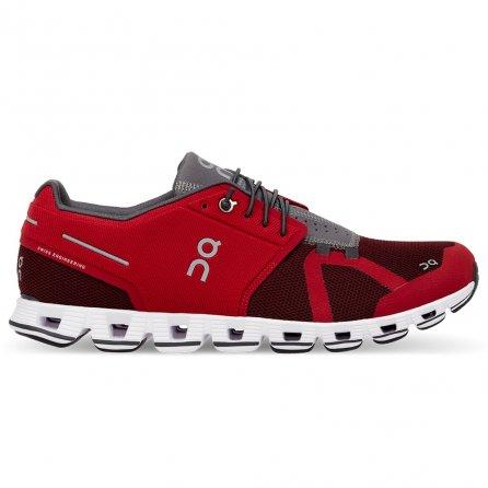 On Cloud Running Shoe (Men's) - Red/Ox