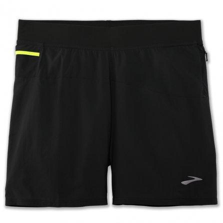 Brooks Cascadia 2-in-1 Short (Men's) - Black