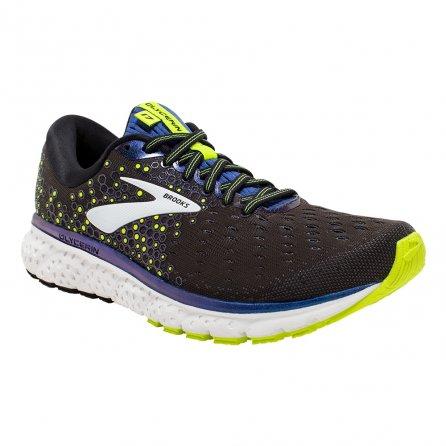 Brooks Glycerin 17 Running Shoe (Men's) - Black/Blue/Nightlife