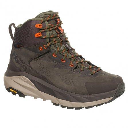 Hoka One One Sky Kaha Trail Running Shoe (Men's) - Black Olive/Green