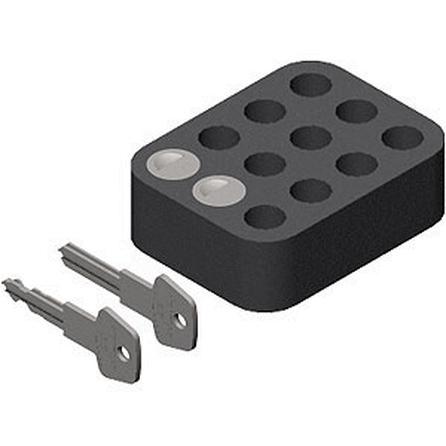 Yakima SKS Lock Cores 2PK -