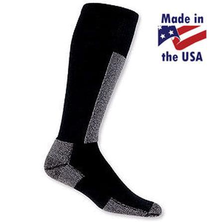 Thorlo Protection Level 2 Socks (Unisex) - Black
