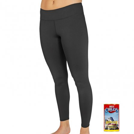 Hot Chillys Micro Elite Baselayer Tight (Women's) - Black