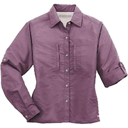 ExOfficio Dryflylite Long Sleeve Shirt (Women's) -