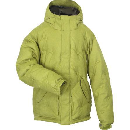 Burton Ronin Button Down Suede Jacket (Men's) -