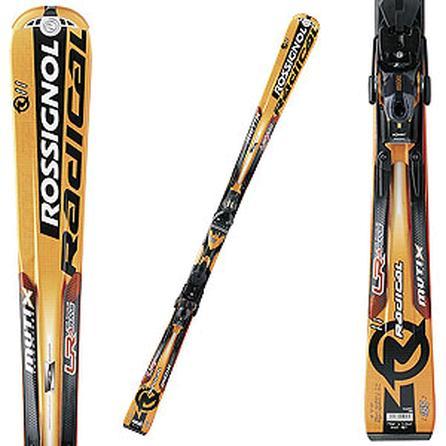 Rossignol R 11 Mutix - Axial 2 140 Ti Ski System -