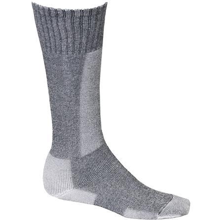 Thorlo Lightweight Ski Socks (Unisex) - Black