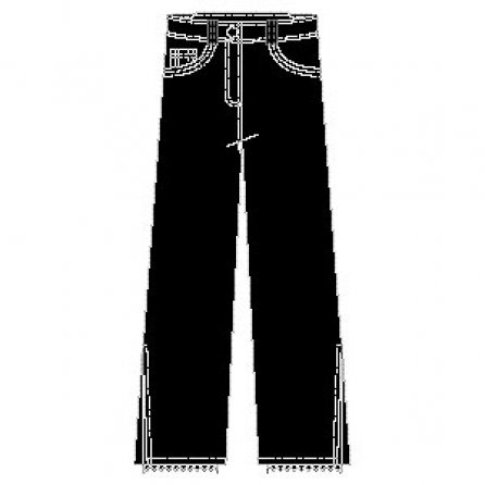 Rawik Insulated Jean Pants (Kids') -