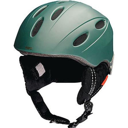 Red Aletta Snowboard Helmet (Women's) -