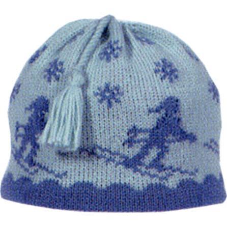Turtle Fur Girls Downhill Knit Hat (Kids') -