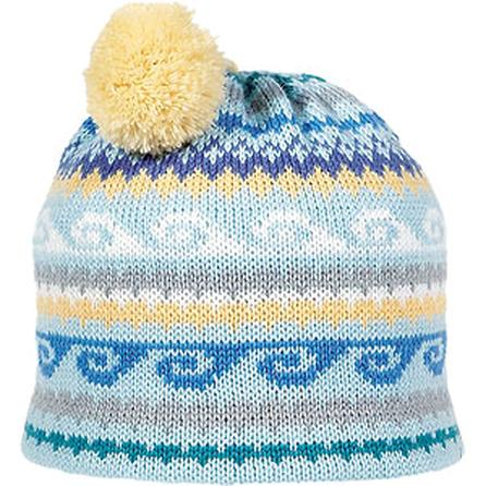 Turtle Fur Kids Wave Knit Hat (Kids') -