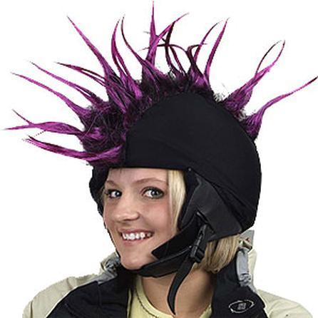 Screamer Hats Mohawk Helmet Cover -