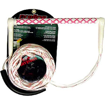 Proline 4-Section EVA Waterski Rope and Handle Combo Pack -