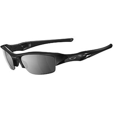 Oakley Flak Jacket Polarized Wrap Sunglasses -