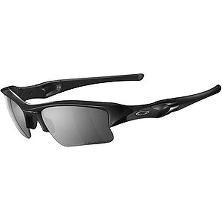 Oakley Flak Jacket XLJ Polarized Wrap Sunglasses -