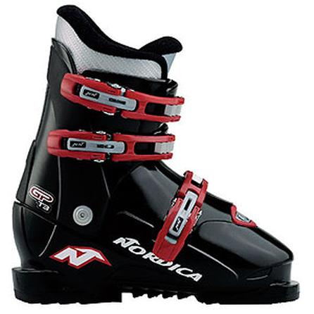 Nordica GP T3 Ski Boots, Black (Kids') -