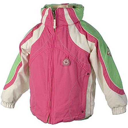 Obermeyer Tutti Frutti Reversible Jacket (Toodler Girls') -
