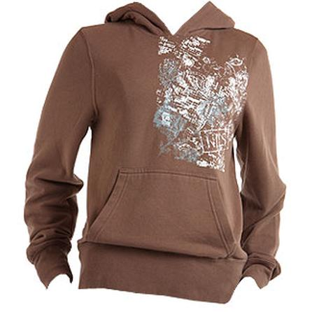 Nils Lace Up Fleece Pullover (Women's) -