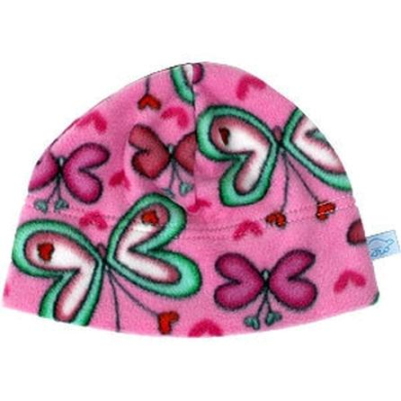 Turtle Fur Print Fleece Beanie (Kids') -