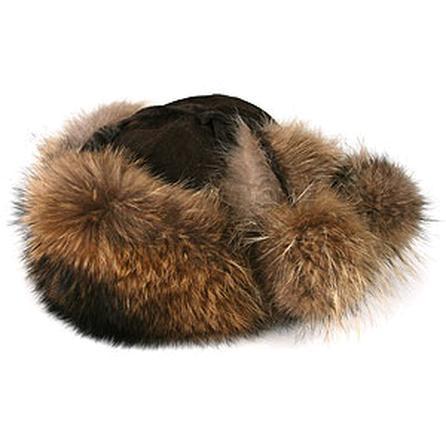 Mitchie's Matching Trapper Hat w/Raccoon (Women's) -