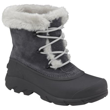 Sorel Snow Angel Lace Boot (Women's) - Charcoal